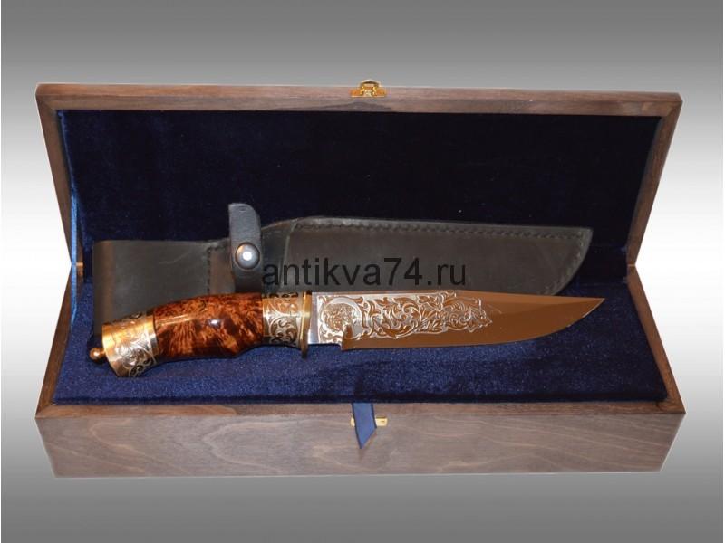Нож подарок мужчине на день рождения